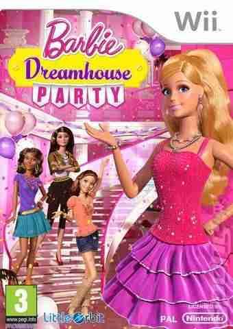 Descargar Barbie Dreamhouse Party [MULTI10][PAL][WiiERD] por Torrent